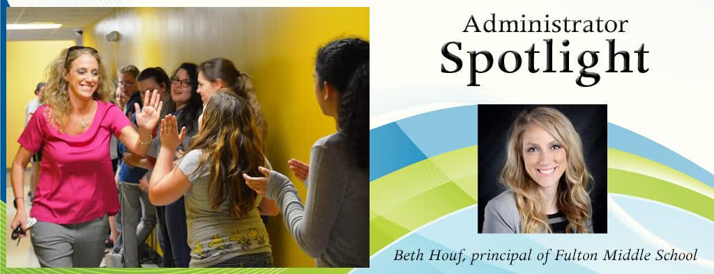 Administrator Spotlight - Beth Houf, Fulton, Missouri